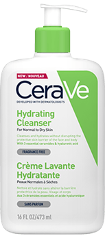 CeraVe HydratingCleanser